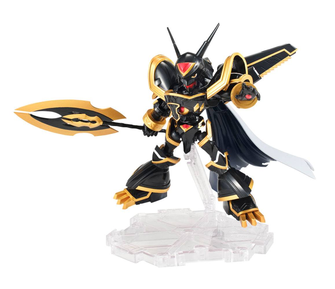 Digimon Adventure NXEDGE STYLE Action Figure Alphamon 10 cm