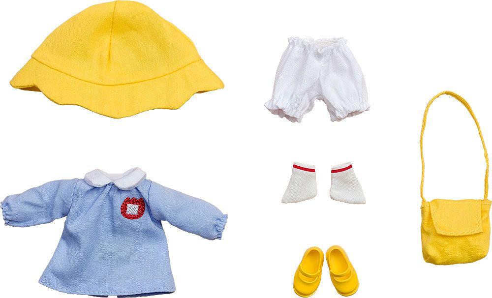 Original Character Parts for Nendoroid Doll Figures Outfit Set (Kindergarten)