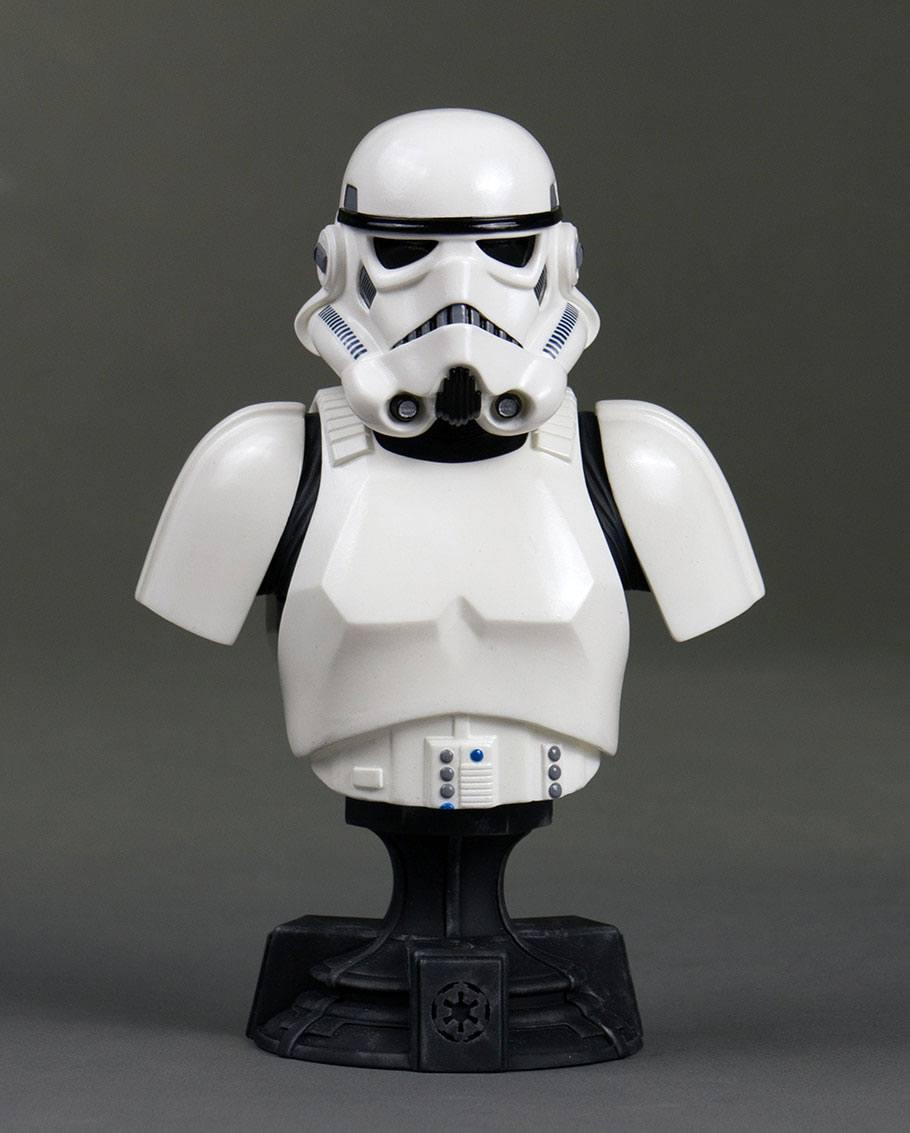 Star Wars Episode VII Bust 1/6 Stormtrooper PGM Exclusive 14 cm