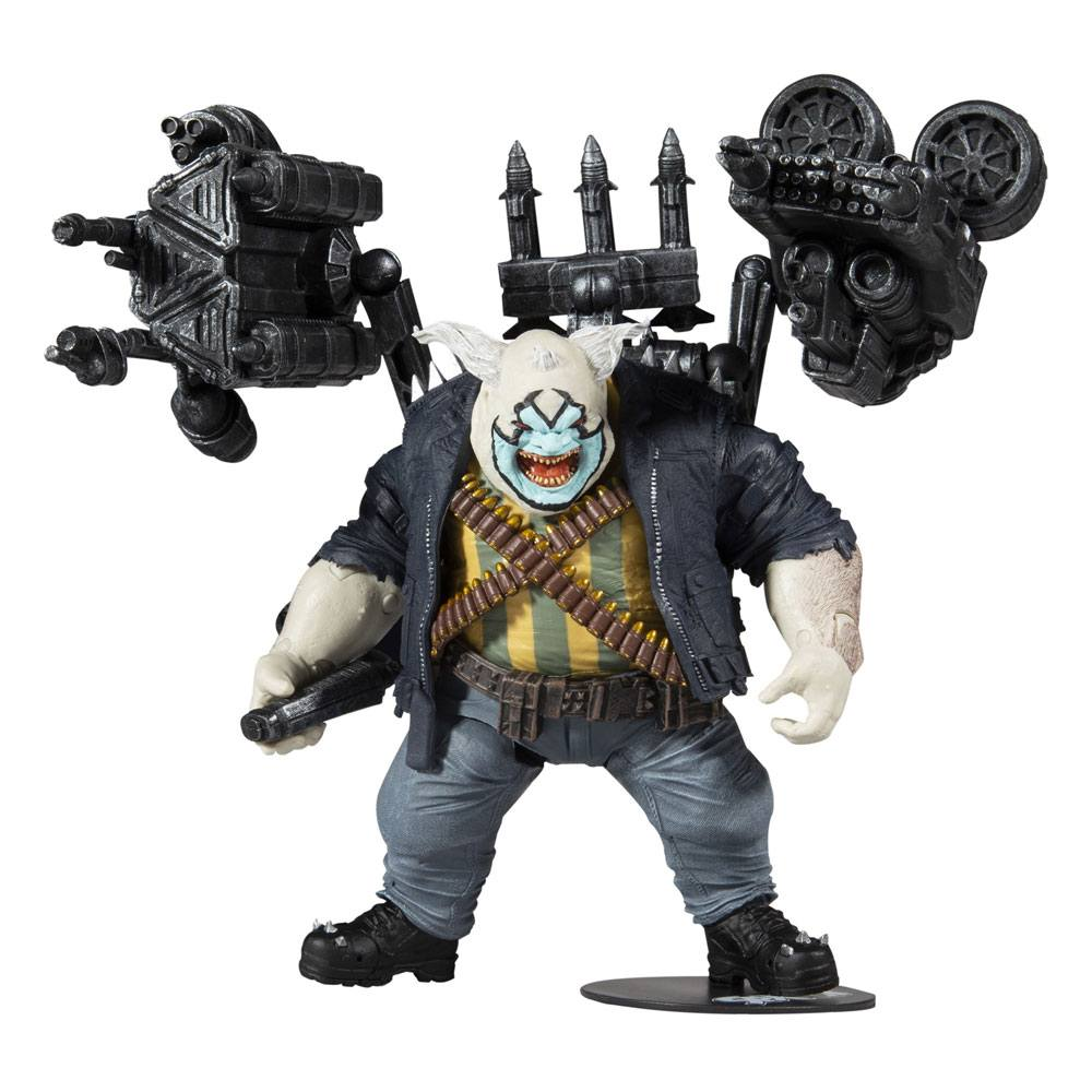 Spawn Action Figure The Clown 18 cm