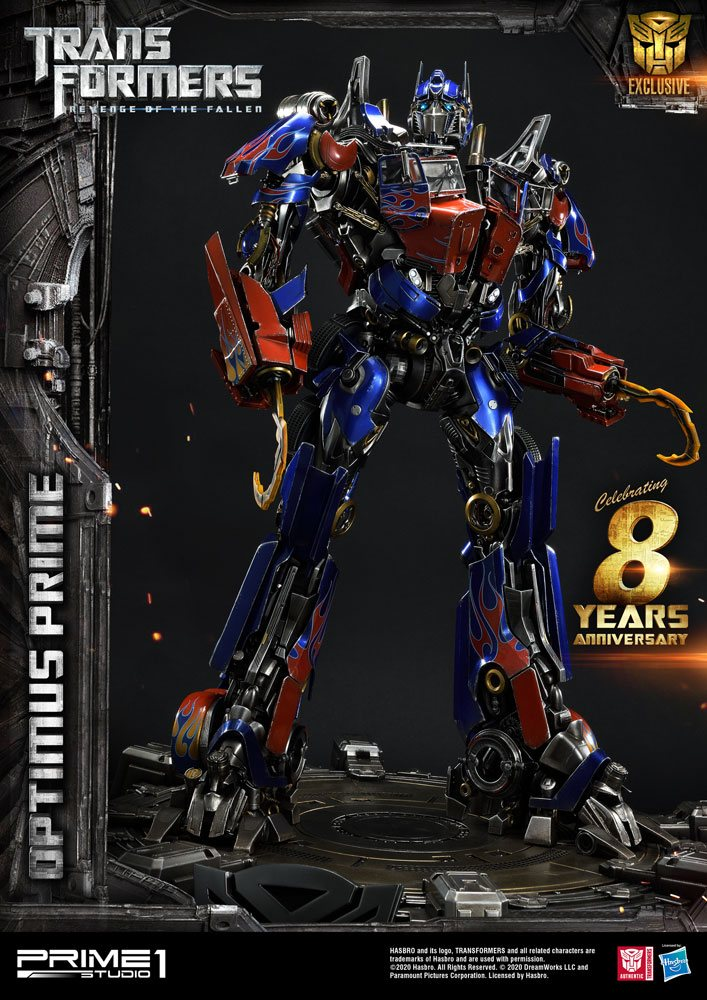Transformers 2 Statues Optimus Prime & Optimus Prime Exclusive 73 cm Assortment (3)