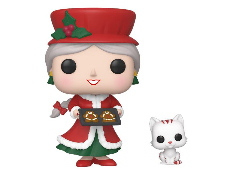 Funko Christmas Village POP! Holiday Vinyl Figure Mrs. Claus 9 cm