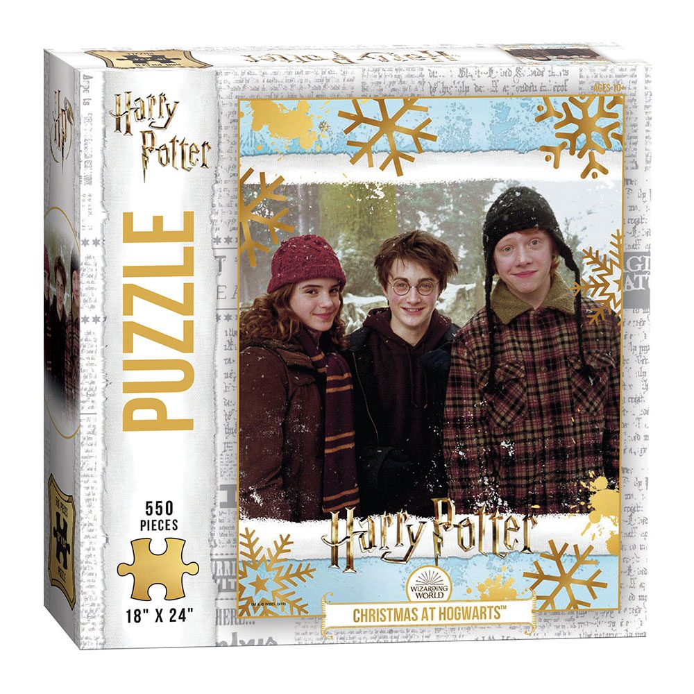 Harry Potter Jigsaw Puzzle Christmas at Hogwarts (550 pieces)