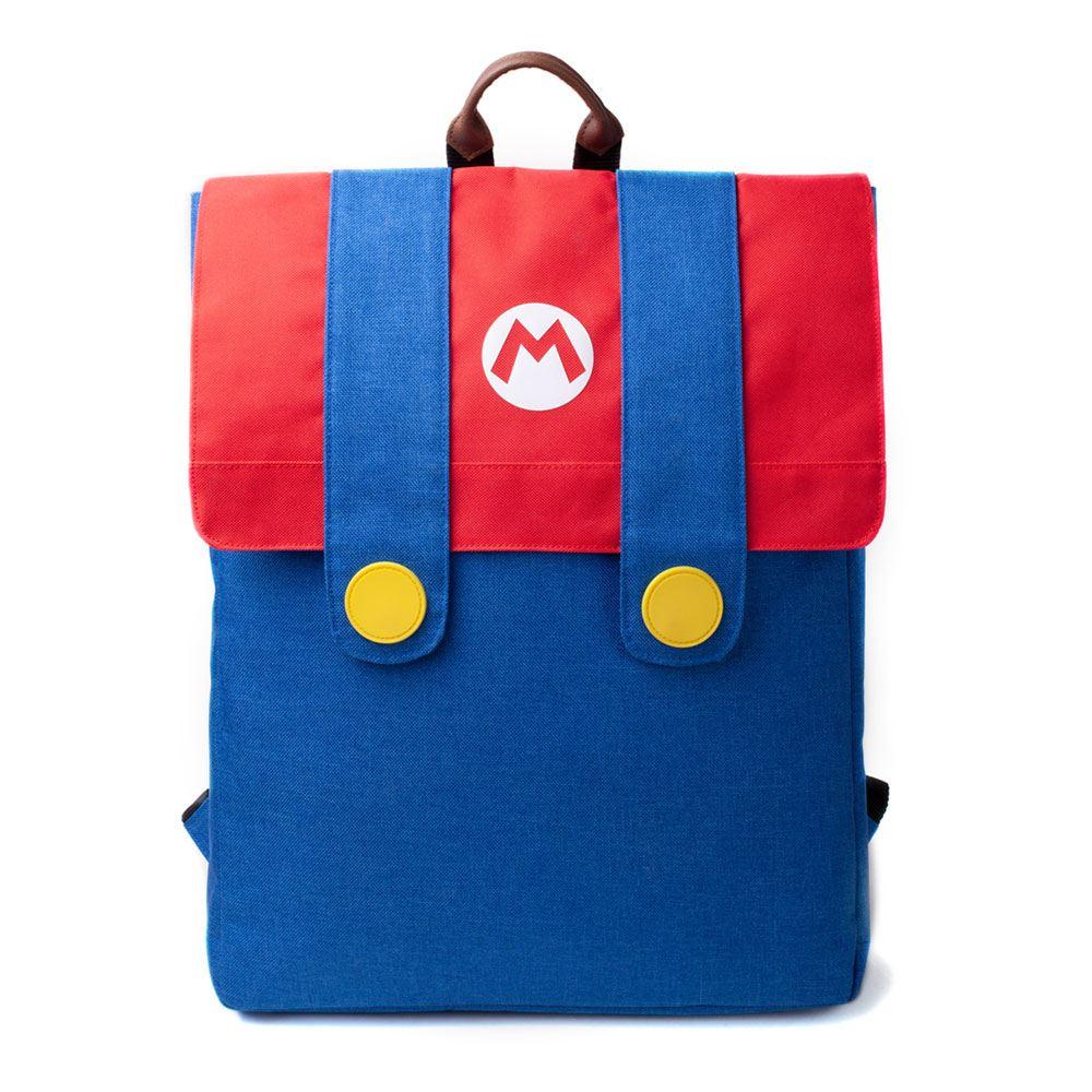 Super Mario Backpack Mario Suit