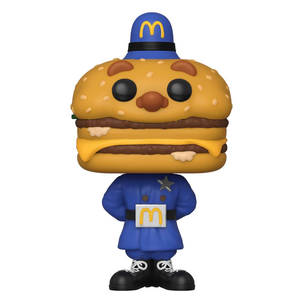 McDonald's POP! Ad Icons Vinyl Figure Officer Mac 9 cm