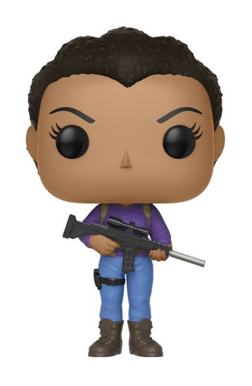 Walking Dead POP! Television Vinyl Figure Sasha 9 cm