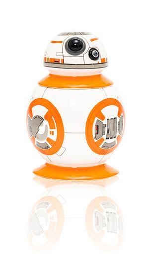 Star Wars Episode VII Eggcup with salt shaker BB-8