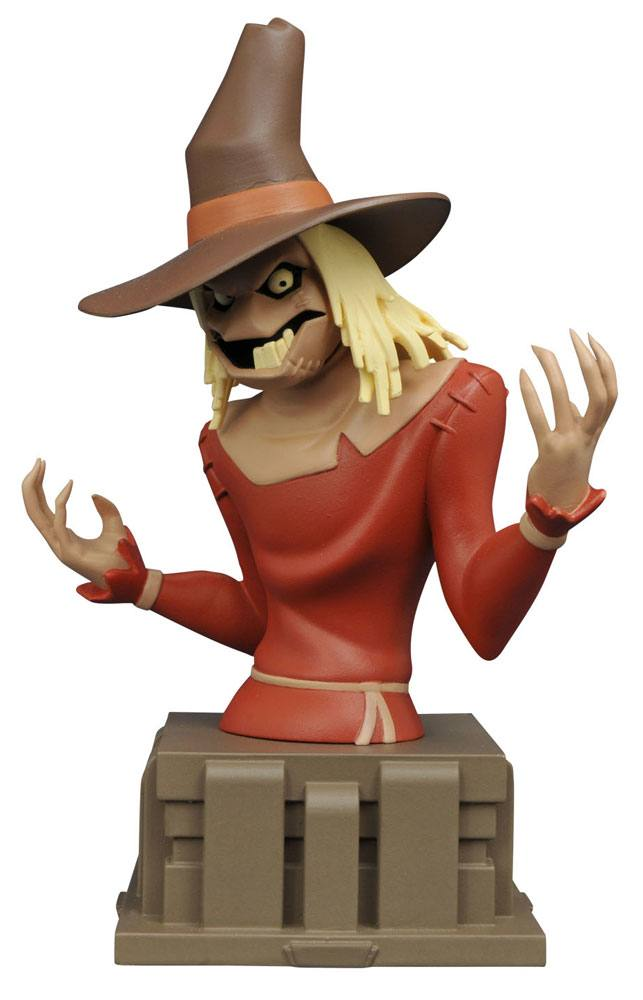 Batman The Animated Series Bust The Scarecrow 15 cm