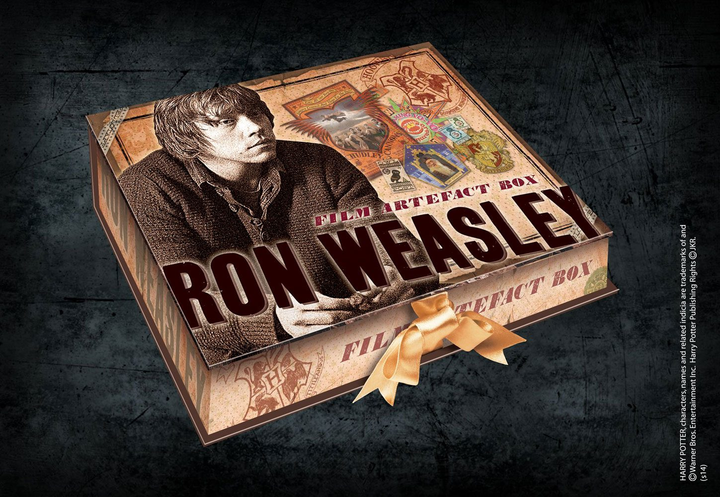 Harry Potter Artefact Box Ron Weasley
