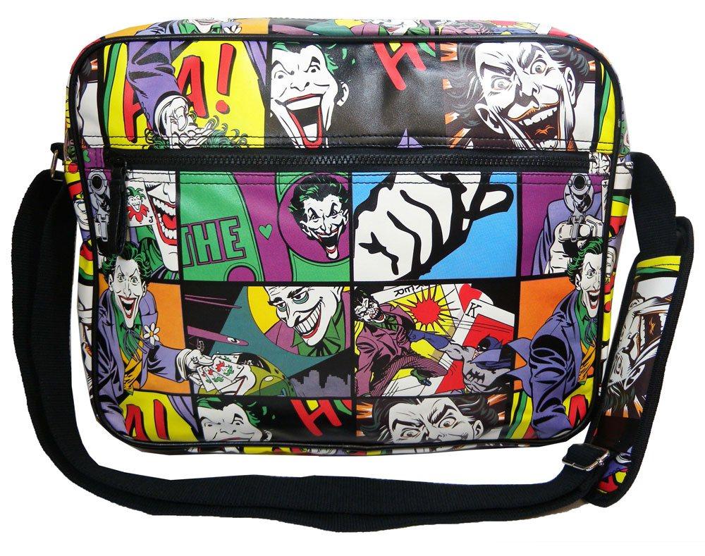 DC Comics Messenger Bag Joker Comic