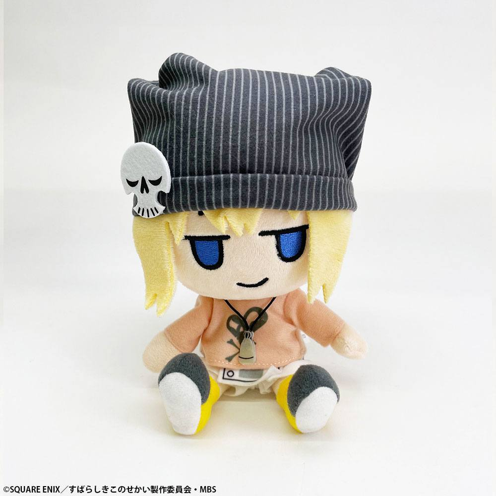 The World Ends with You: The Animation Plush Rhyme 18 cm