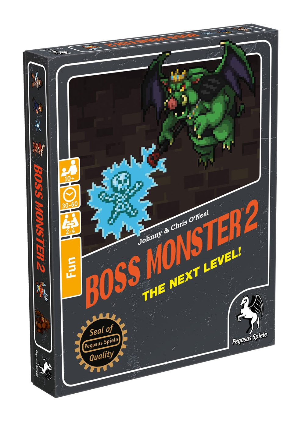 Boss Monster 2: The Next Level Card Game *German Version*