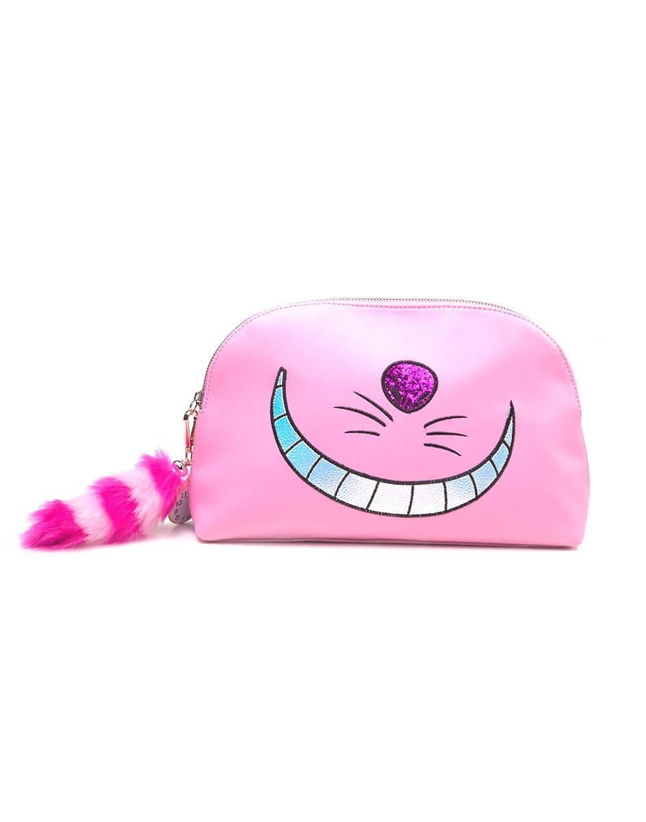 Disney Make Up Bag Cheshire Cat (Alice In Wonderland)