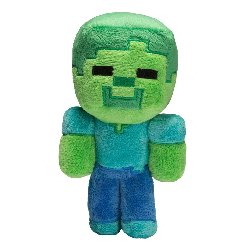 Minecraft Plush Figure Baby Zombie 21 cm