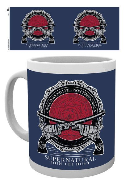 Supernatural Mug Guns