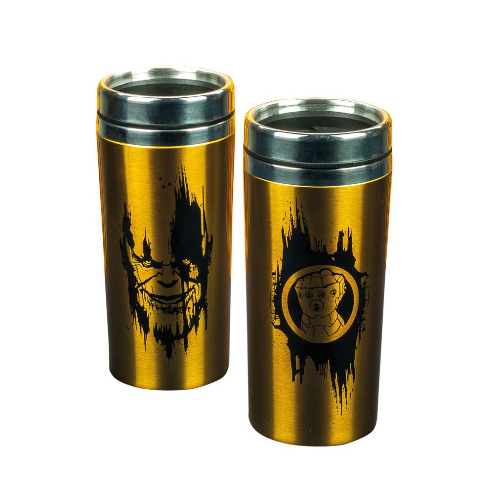 Avengers Infinity War Travel Mug Thanos