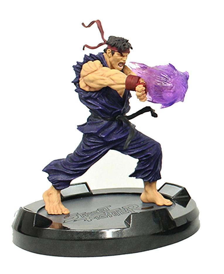 Street Fighter V Statue Evil Ryu 26 cm