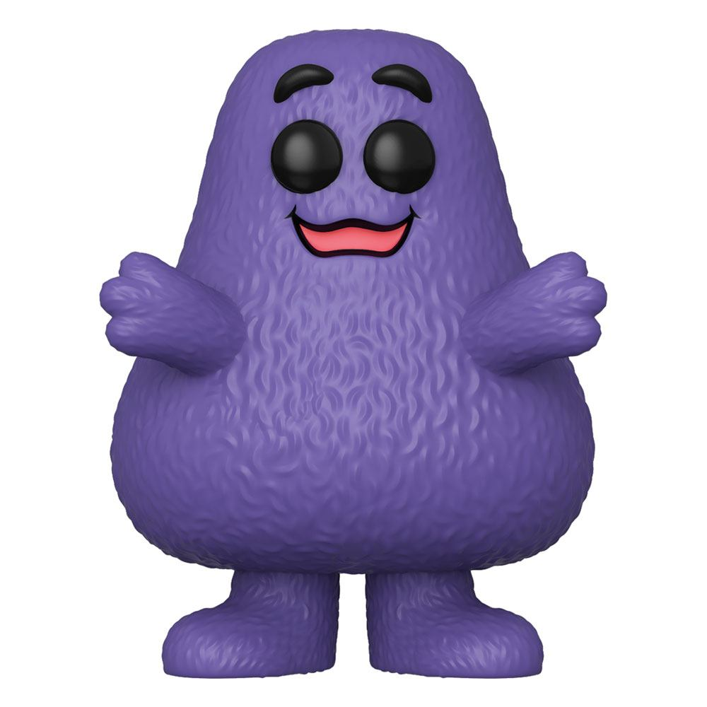 McDonald's POP! Ad Icons Vinyl Figure Grimace 9 cm