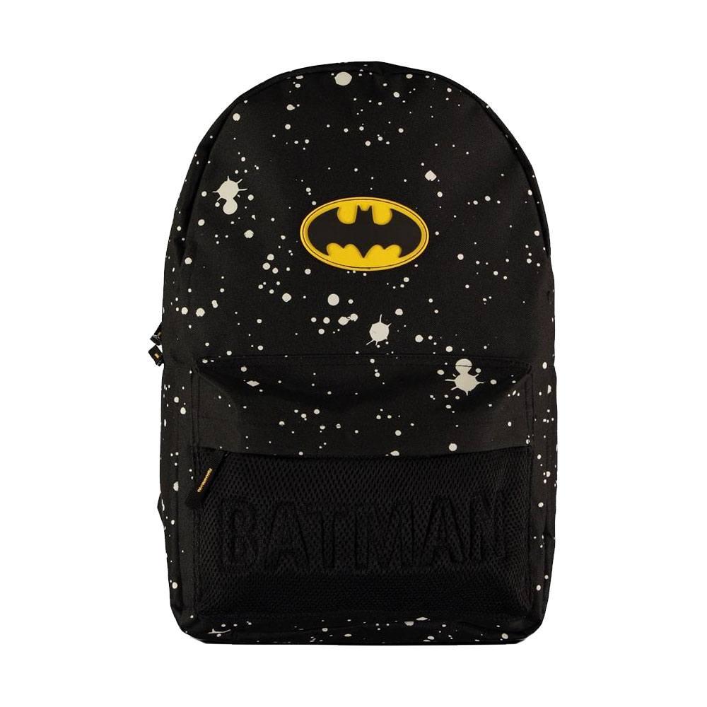 Difuzed Batman Backpack Core Logo