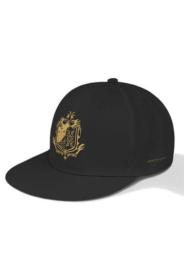 Monster Hunter World Snapback Cap Logo