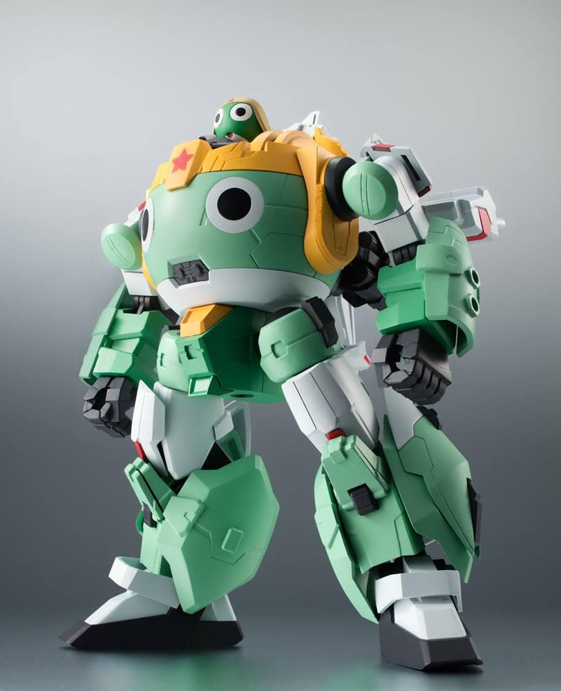 Sgt. Frog Keroro Spirits Action Figure Keroro Robo UC 17 cm