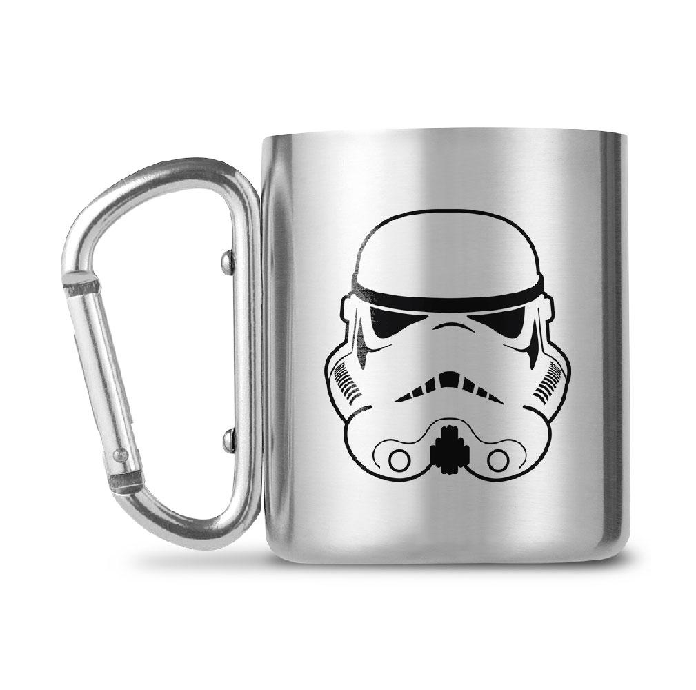 Original Stormtrooper Carabiner Mug Helmet