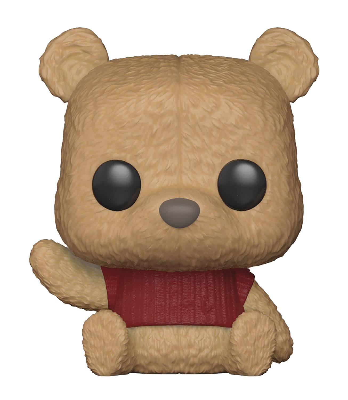 Christopher Robin POP! Disney Vinyl Figure Winnie the Pooh 9 cm