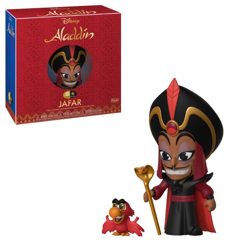 Aladdin 5-Star Vinyl Figure Jafar 8 cm