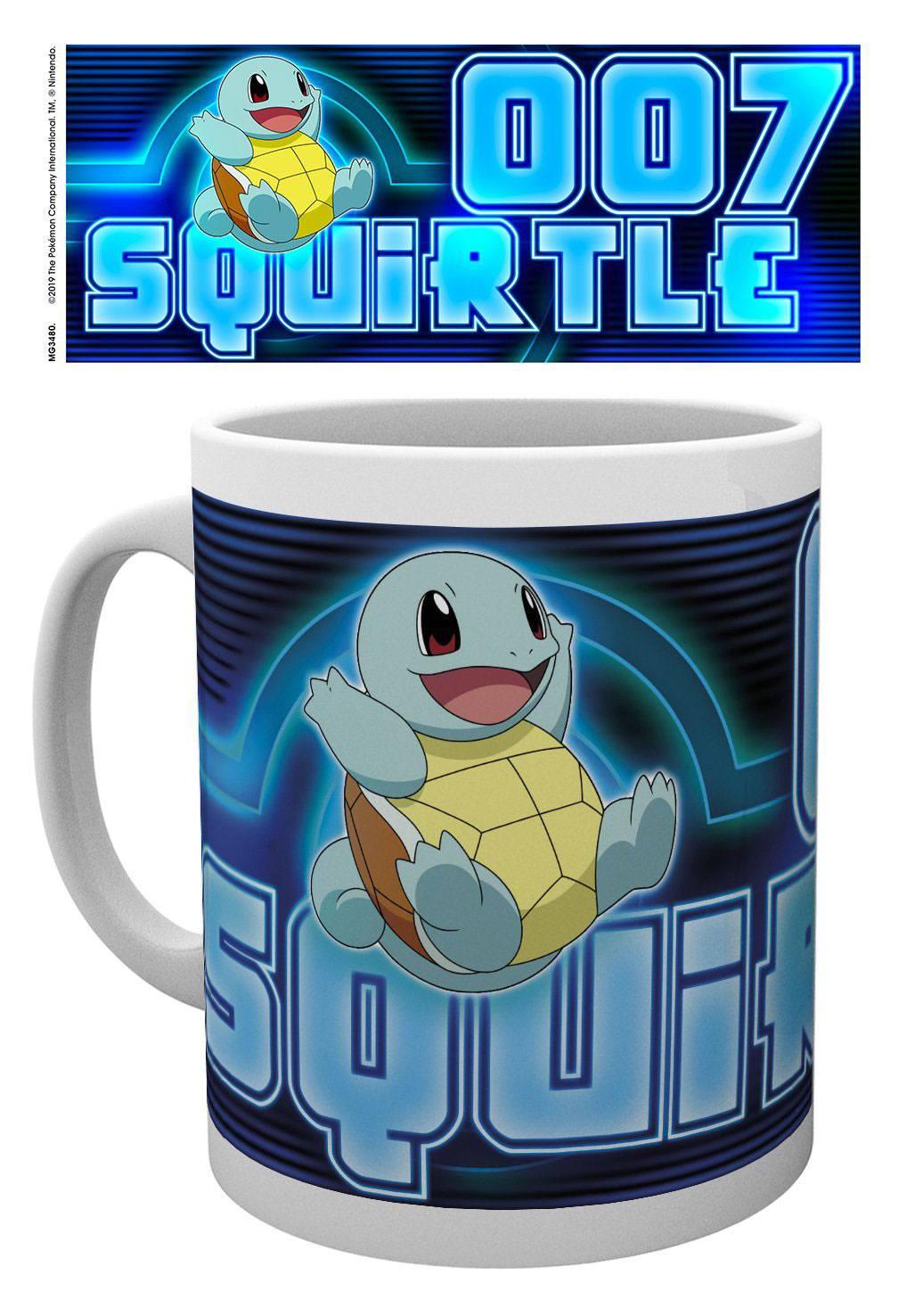 Pokémon Mug Squirtle Glow