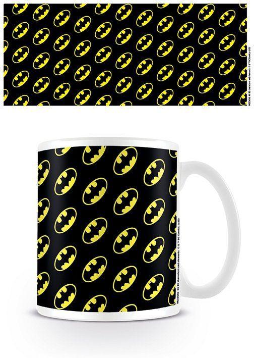 DC Originals Mug Batman Logo Pattern