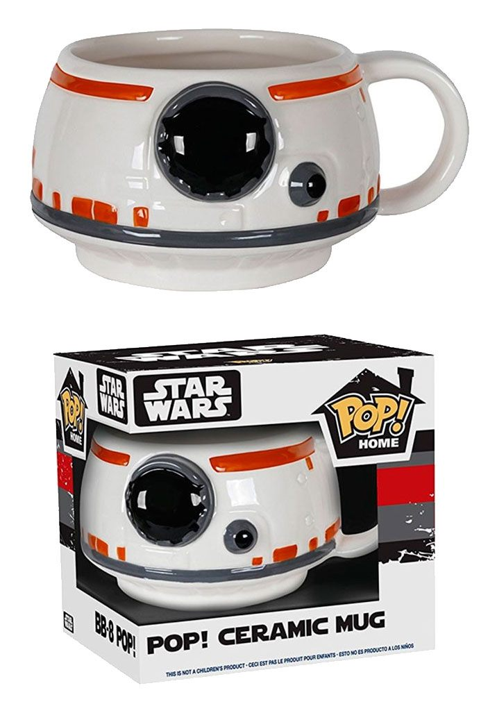 Star Wars POP! Home Mug BB-8