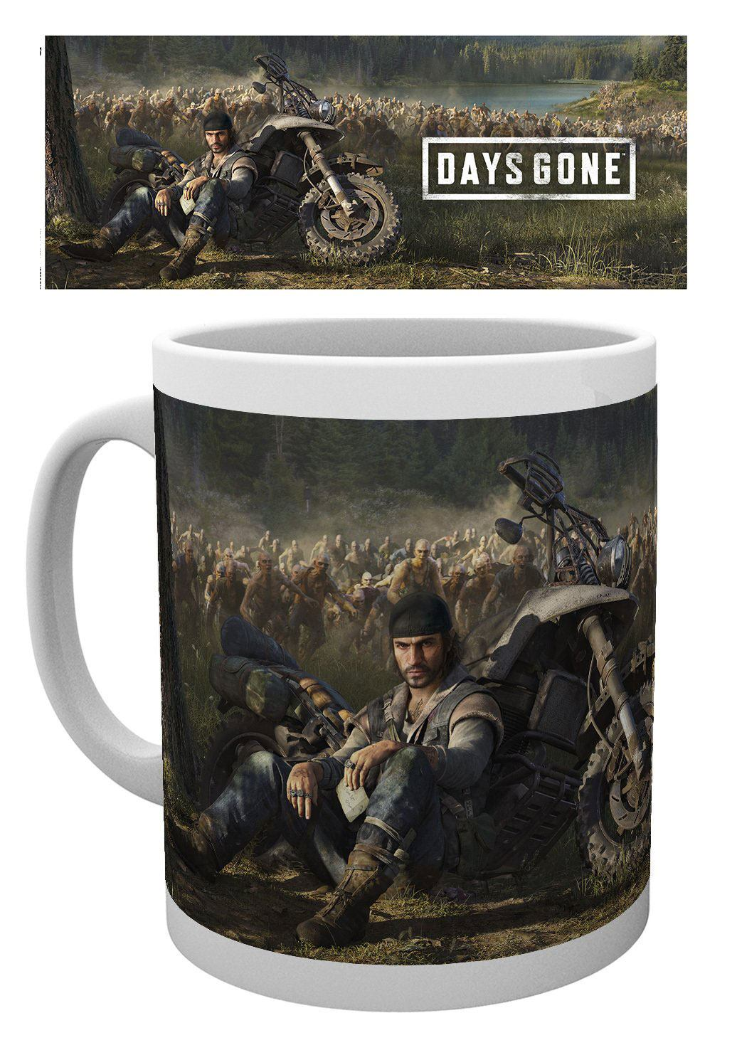 Days Gone Mug Bike