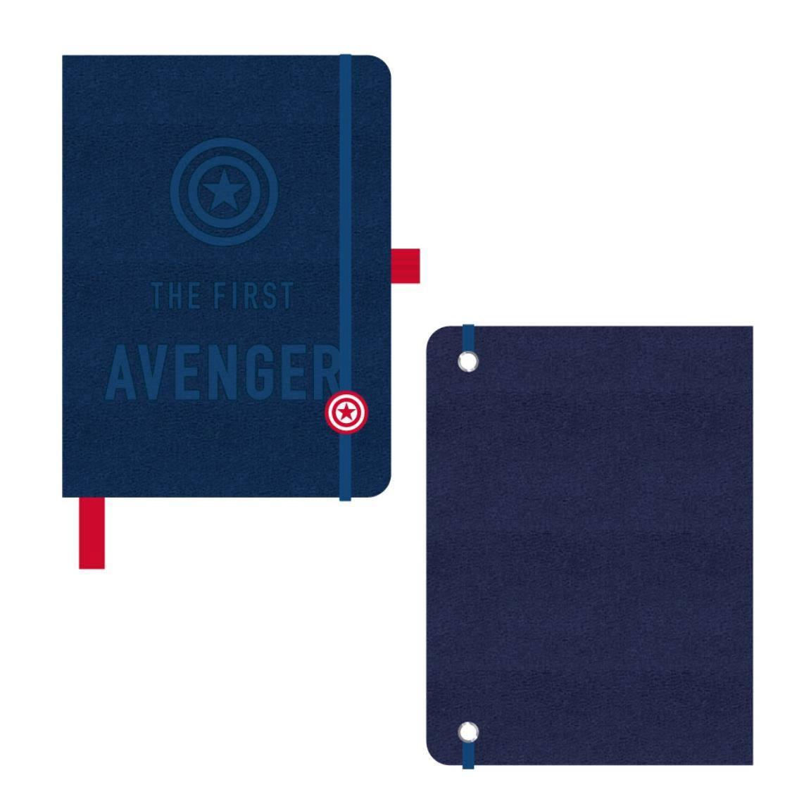 Marvel Premium Notebook A5 The First Avenger