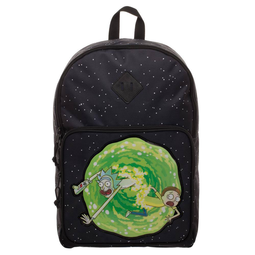Rick & Morty Backpack Portal