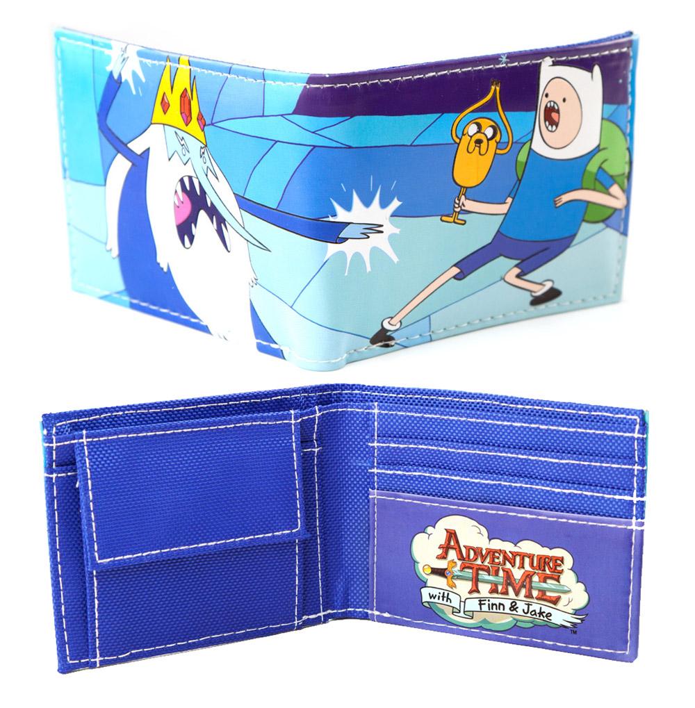 Adventure Time Wallet Finn & Jake