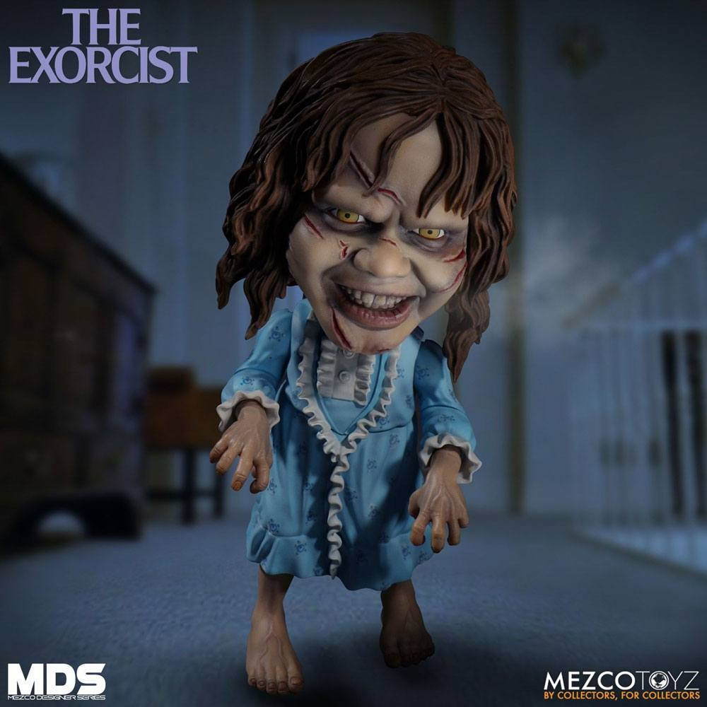 The Exorcist MDS Series Action Figure Regan MacNeil 15 cm