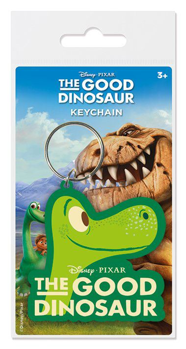The Good Dinosaur Rubber Keychain Arlo 6 cm
