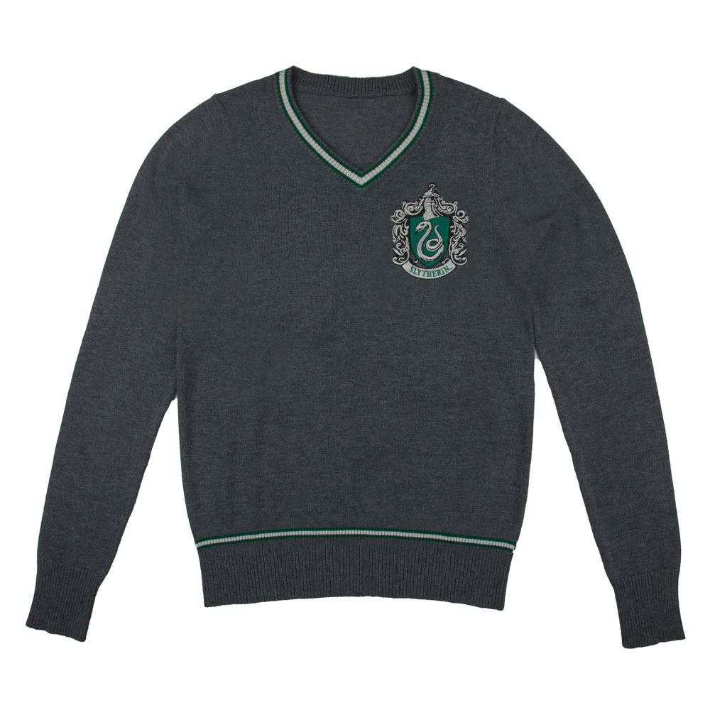 Harry Potter Knitted Sweater Slytherin Size M