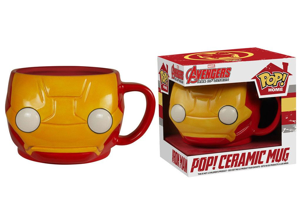 Avengers Age of Ultron POP! Homewares Mug Iron Man