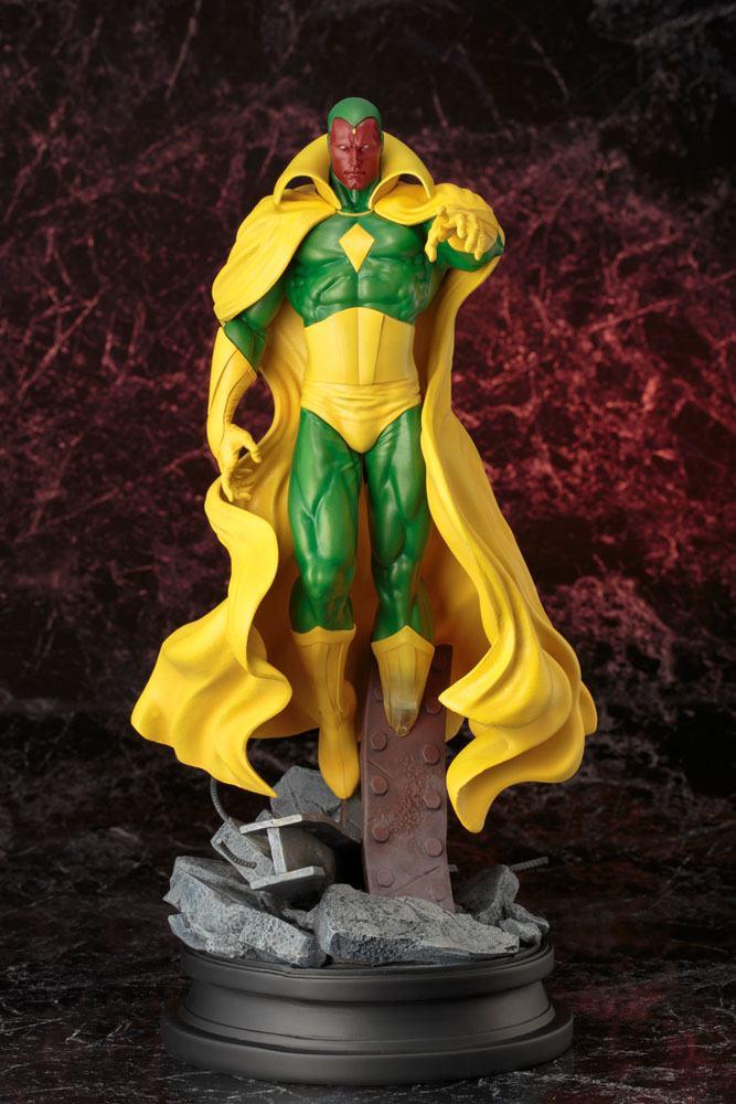 Marvel Comics Fine Art Statue 1/6 Vision 41 cm