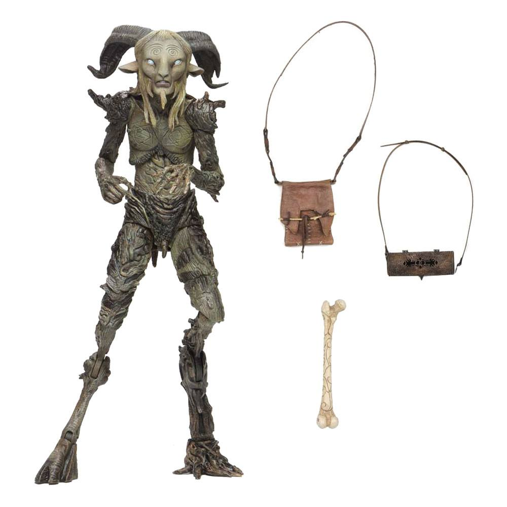 Guillermo del Toro Signature Collection Action Figure Old Faun (Pan's Labyrinth) 23 cm