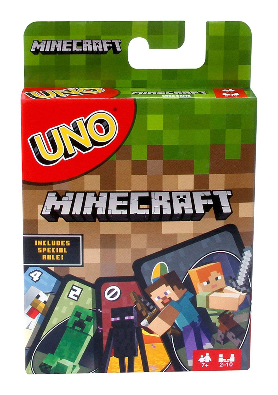 Minecraft UNO Card Game *English Version*