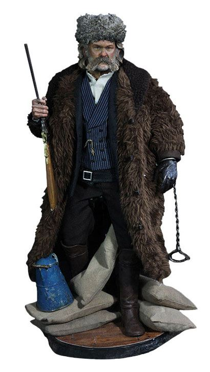 The Hateful Eight Action Figure 1/6 The Hang Man John Ruth 30 cm