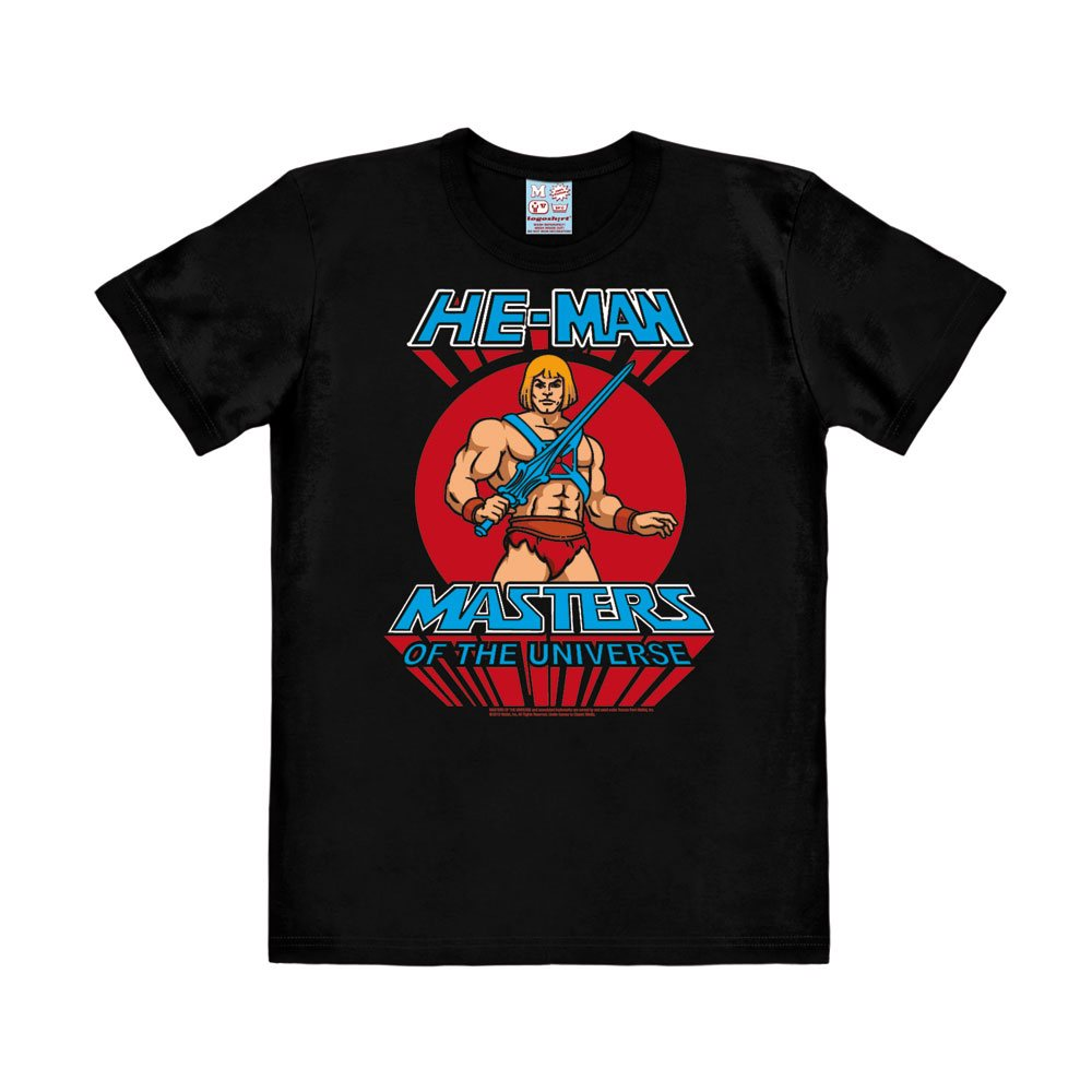 Masters of the Universe Easy Fit T-Shirt He-Man Size S