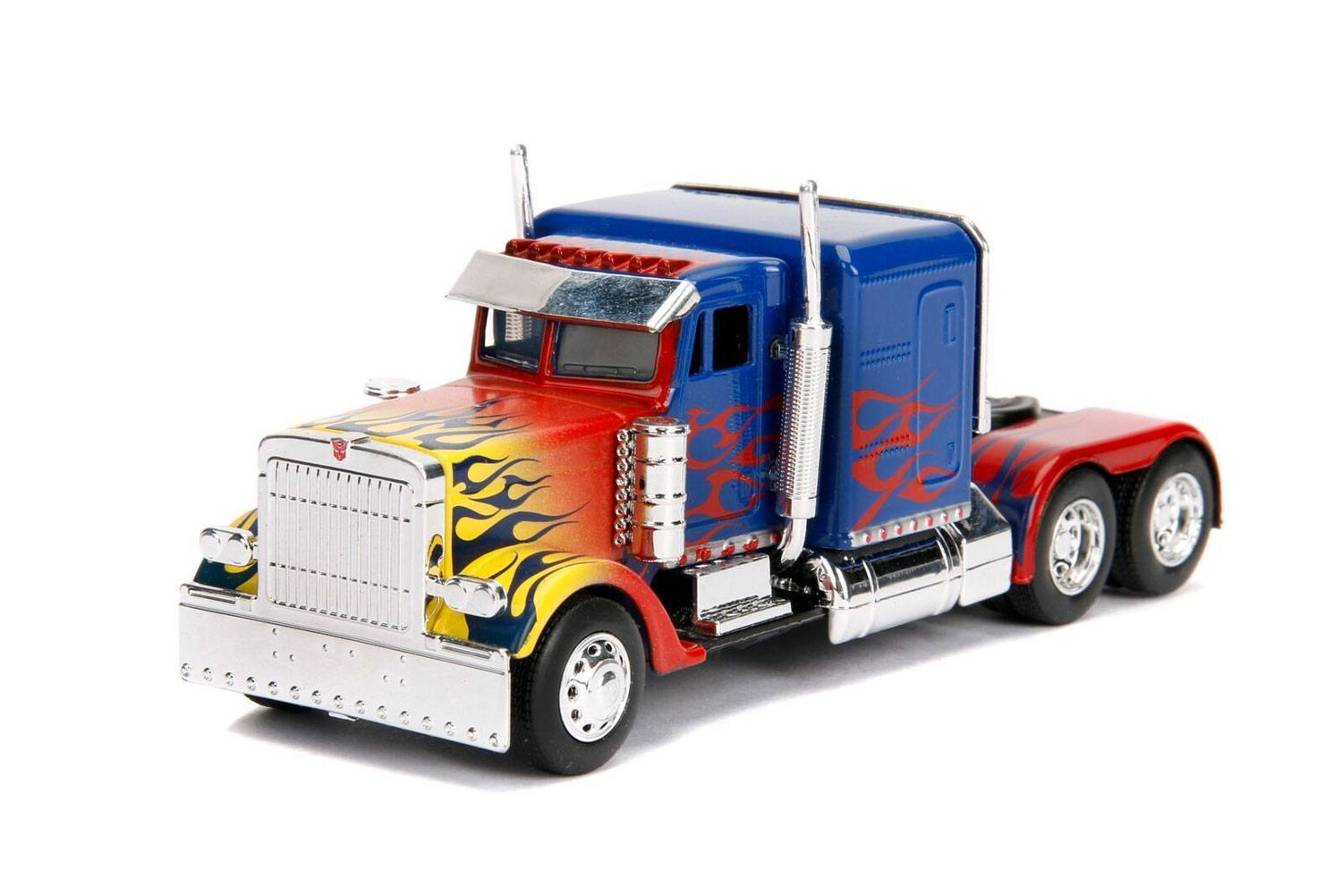 Transformers Diecast Model 1/32 T1 Optimus Prime