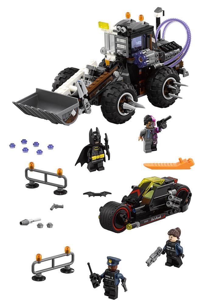 The LEGO® Batman Movie™ Two-Face™ Double Demolition