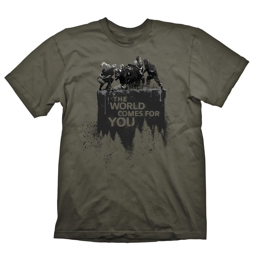 Days Gone T-Shirt The World Comes For You Size M