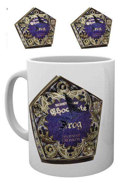 Harry Potter Mug Chocolate Frogs