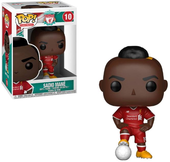 EPL POP! Football Vinyl Figure Sadio Mane (Liverpool) 9 cm