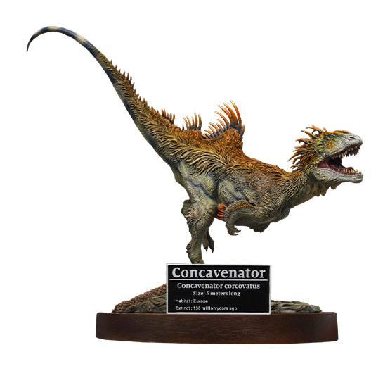 Wonders of the Wild Statue Concavenator 25 cm
